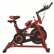 Bicicleta Spinning Ms Bike 9 Kg Flywhell - 30 Kg Sd-1028 Consola
