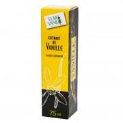 Estratto Naturale di Vaniglia Bourbon del Madagascar - 75 ml