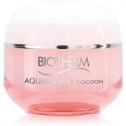 Biotherm Aquasource Cocoon bálsamo hidratante textura gel para pieles normales y secas 50 ml