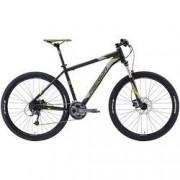 Merida Mountain Bike Merida 15 Big Seven 300 D - Aro 27,5 - Freio Hidráulico - Câmbio Shimano - 27 Marchas - PRETO/CINZA