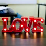 Love Led Znak 7L219393