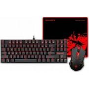 Kit Gaming Redragon Kumara + Centrophorus + Archelon M