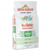 Almo Nature Holistic Large Adult con Agnello e Riso - 12 kg
