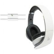 ha wired abs HWKC530 headphone White