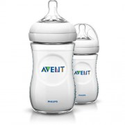 AventLot de 2 Biberons Natural 330 ml