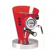 Bugatti macchina per caffè espresso Diva rossa
