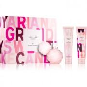 Ariana Grande Sweet Like Candy lote de regalo III eau de parfum 100 ml + crema corporal 100 ml + gel de ducha y baño 100 ml