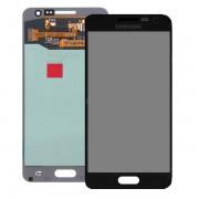 Display Samsung Galaxy A3 SM-A300F Negru