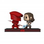 Pop! Vinyl Star Wars Die letzten Jedi (The Last Jedi) Rey & Praetorian Guard Pop! Movie Moment