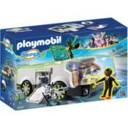 Playmobil Set Playmobil Super 4 : Techno Caméléon