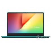 Notebook Asus VivoBook S14 S430UN-EB138T, verde + Windows 10 (tastatura layout HU)