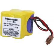 Baterie litiu 6 V, 2400 mAh, Panasonic BR2/3AGCT4A