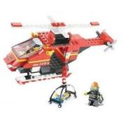 Sluban kocke Vatrogasni helikopter 155 kom