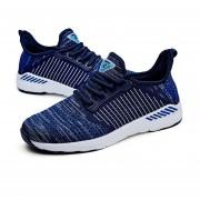 Zapatillas De Deportivas Para Pareja No Hacer Calor - Azul