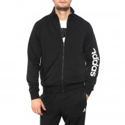 Adidas Essential Tracksuite Black Fleece Size XL