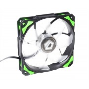 Ventilator ID-Cooling PL 12025 G 120mm Green LED