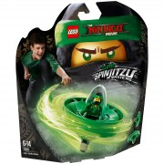 Lego The LEGO Ninjago Movie: Lloyd: Maestro del Spinjitzu (70628)