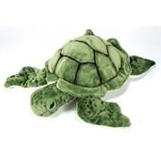 Ark Toys Green Sea Turtle Plush Soft Toy - 32Cm