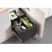 BLANCO SELECT BOTTON PRO 45/2 automat hulladékgyűjtő