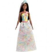 Papusa Mattel Barbie Dreamtopia Printesa Mulatra
