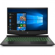 "Лаптоп HP Pavilion Gaming 15-dk0007nu - 15.6"" FHD IPS, Intel Core i7-9750H, Acid Green"
