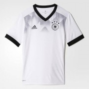 Домашняя предматчевая футболка сборной Германии adidas Performance Черный 164