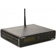 Mini PC cu Android Himedia Q10 Pro, Procesor Quad-Core 2GHz, 2GB RAM, 16GB eMMC, Bluetooth, Wi-Fi, 3D, 4K UHD