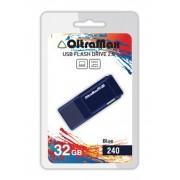 USB Flash Drive 32Gb - OltraMax 240 OM-32GB-240-Blue