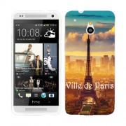 Husa HTC One Mini Silicon Gel Tpu Model Paris