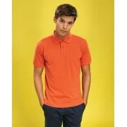 AQ010 Mens Classic Fit Polo Burnt Orange