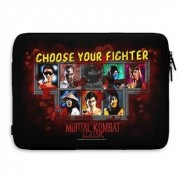 Mortal Kombat Fighter Laptop Sleeve, Laptop Sleeve