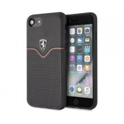 Acer Ferrari Leather Hard Case Victory Black for Apple iPhone 7/8