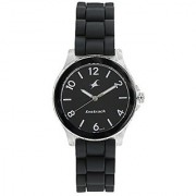Fastrack Trendies Analog Black Dial Womens Watch-68009PP09