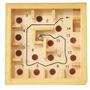 Fridolin Labirint numerotat cu bila natur
