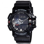 Casio G-Shock Analog-Digital Black Dial Mens Watch - GBA-400-1ADR (G556)
