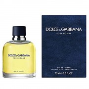 Eau de Toilette Dolce e Gabbana Pour Homme 75ml