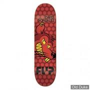 """FLIP - doska Gonzalez """"Popdots"""" 8.0""""x31.5"""" Flip Deck red/yellow Velikost: 8.0"""