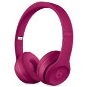 Beats by Dr. Dre Solo3 Wireless Bluetooth On-Ear Headphones - Brick Red