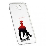 Husa de protectie Marvel Spider-Man HTC U11 Life rez. la uzura Silicon 245