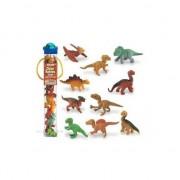 Geen Speel dinosaurussen in verschillende soorten