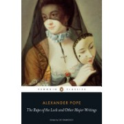 Rape of the Lock and Other Major Writings (Pope Alexander)(Paperback) (9780140423501)
