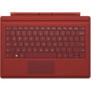 Microsoft Surface Pro 3 Type Cover - Roja