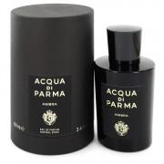Acqua Di Parma Ambra Eau De Parfum Spray By Acqua Di Parma 3.4 oz Eau De Parfum Spray
