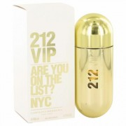 212 Vip For Women By Carolina Herrera Eau De Parfum Spray 2.7 Oz