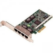 Мрежова карта Dell Broadcom 5719 QP 1Gb Network Interface Card, Low Profile,CusKit, 540-BBHB