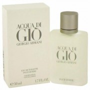 Acqua Di Gio For Men By Giorgio Armani Eau De Toilette Spray 1.7 Oz