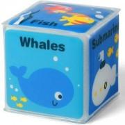 Меко образователно кубче - 895 Babyono - 3 налични цвята, 0310006