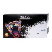 CB541A Lézertoner ColorLaserJet CM1300, CP1210 nyomtatókhoz, VICTORIA 125A kék, 1,4k (TOHPCB541V)