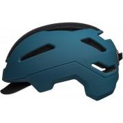 Bell Hub Casco de bicicleta Azul S