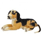 Deals India Imported Sitting Dog Stuffed Soft Toy 40cm